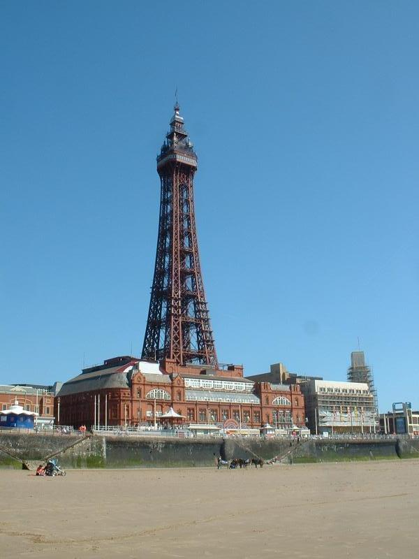 Goochelaars in Blackpool