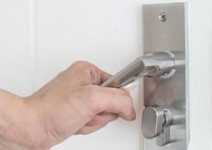 deur slot kapot bilthoven